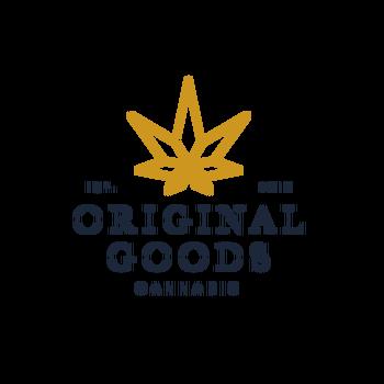 Original Goods Cannabis Airdrie  logo