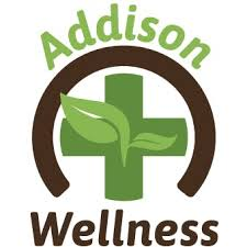 Addison Wellness Center Recreational Menu  logo