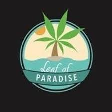 Leaf of Paradise  logo