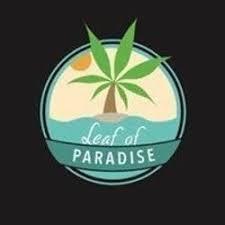 Leaf of Paradise