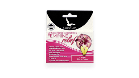 Feminine Relief Suppository